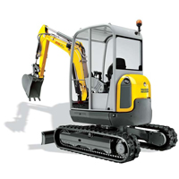 Wacker 28Z3 Mini Excavator