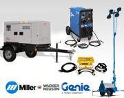 Generators, Welders & Lighting