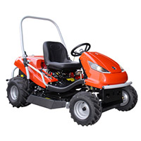 Crossjet Brush Mower