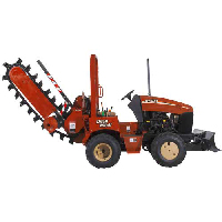 Ditchwitchrt RT40 Compact Trencher