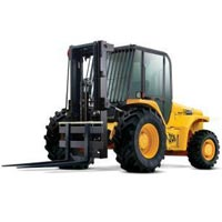 Rough Terrain JCB 940