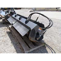 Hydraulic Attachment Tiller