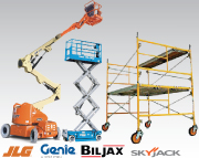 Aerial Lifts, Scaffold & Ladders