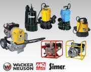 Pumps & Plumbing Equipment