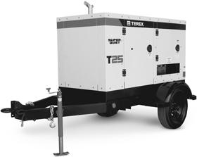 Terex Generator