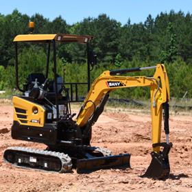 Sany SY16C Excavator