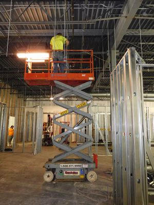 Tampa Premium Outlets – Construction Project