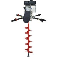 Ground Hog 2-Man Gas Auger