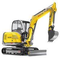 Wacker Neuson 3503 Excavator