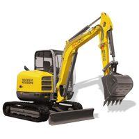 Wacker 50Z3 Mini Excavator