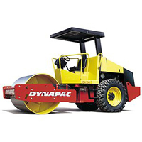 Dynapac CA150 Vibratory Roller