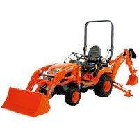Kubota BX25D Tractor Backhoe