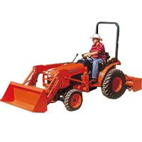 Kubota L2800D Tractor