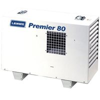 LB White 80K Propane Ductable Direct Fired Event Tent Heater