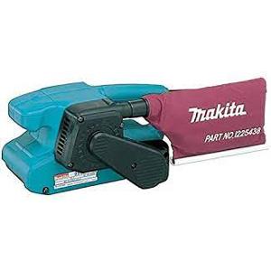 Makita 3″ X 21″ Belt Sander with Bag