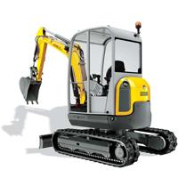 Wacker Neuson 28Z3 Mini Excavator
