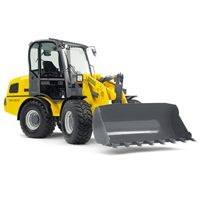 Wacker WL50 Wheel Loader