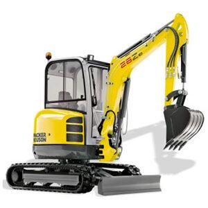 Wacker Neuson Mini 28z3 Excavator