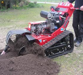 Barreto 2036 Track Trencher
