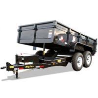 Big Tex 14LX Heavy Duty Dump Trailer