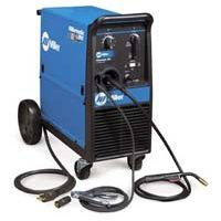 Miller Blue Fire 180 Welder