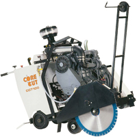 Corecut CC7100 Concrete Highway Saw