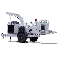 Altec DRM12 Control Feed Drum Chipper