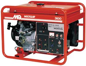 Multiquip GA-36HZ Generator