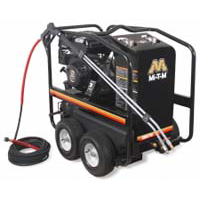 MI-T-M Hot Pressure Washer