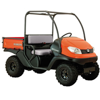 Kubotas RTV500 Utility Vehicle