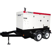 Terex 120KW Portable Generator