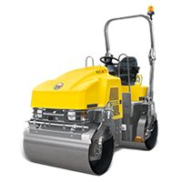 Wacker RD27 Double Drum Roller
