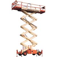 500RTS Scissor Lift