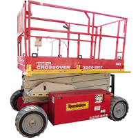 MEC 3259 Crossover ERT Series Scissor Lift