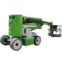 Niftylift SP50N Self Propelled Boom Lift