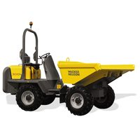 Wacker 3001 Wheel Dumper