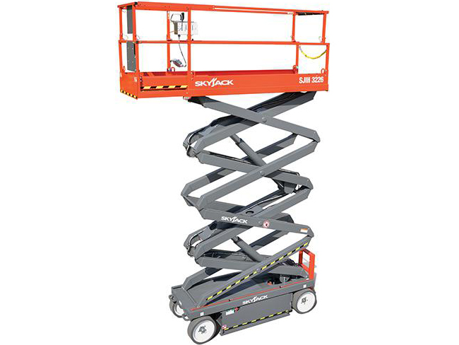 DC Electric Scissor Lift Model SJIII 3226