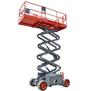 Skyjack SJ6832 RTE Scissor Lift