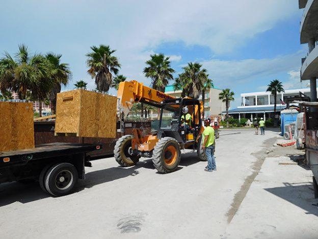 Forklift JCB