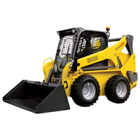 Wacker Neuson Skid Loader SW28