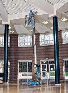 Genie AWP40S Super Series Aerial Work Platform