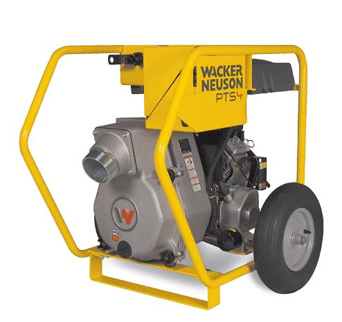 Wacker Neuson PTS4V Trash Pump