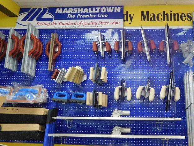 Marshalltown Masonry Equipment and Tools