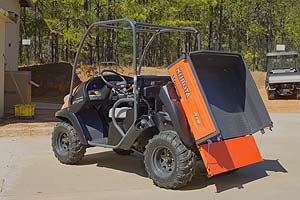 Kubota RTV 500 Gas-Powered Unitity Vehicle