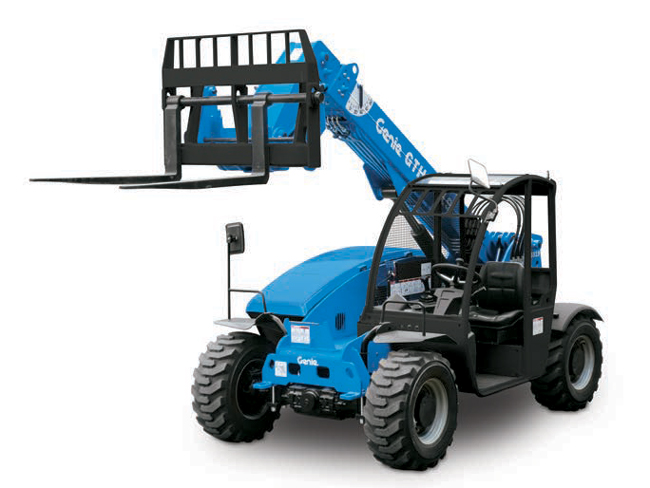 New GTH-5519 Compact Telehandler for Rent!
