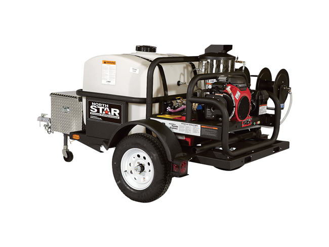 NorthStar Hot Water Pressure Washer For Rent!
