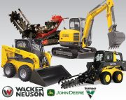 Earthmoving & Excavating Equipment