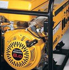 MMD NAC NGK4300H Portable Generator