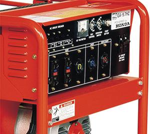 Multiquip GA-9.7 Generator