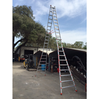GIANT STEP LADDER